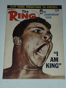Ali I Am King - Ring Magazine 1964