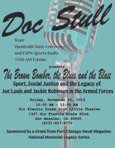 Doc Stull Louis Poster