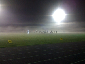ghostly gridiron