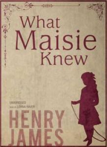 What-Maisie-Knew-Henry-James-Blackstone-Audio-books