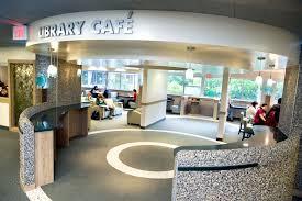 library cafe hsu