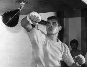 arguello speed bag