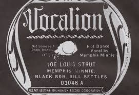 Joe Louis and Blues